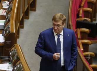 Владислав Бухарєв: Запит до прем'єр-міністра щодо пенсій військовим пенсіонерам