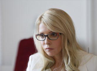 Юлія Тимошенко - гість вечірнього ефіру на телеканалі «NewsOne»