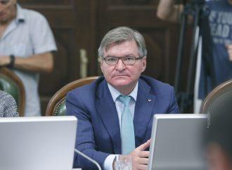 Григорій Немиря візьме участь у Асамблеї парламентарів на підтримку Міжнародного кримінального суду та верховенства права