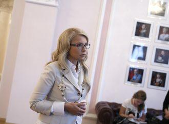 «Батьківщина» створює загальнонаціональний штаб протидії земельному рейдерству, - Юлія Тимошенко