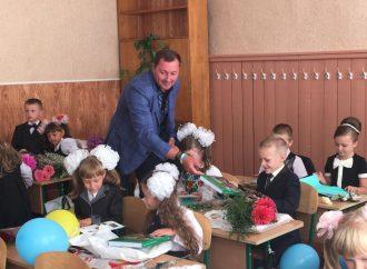 Руслан Богдан відвідав школи у віддалених районах Полтавщини