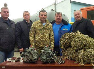 Партійці Дніпропетровщини підтримують українських воїнів