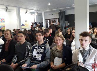 Вінницька «Батьківщина» організувала молодіжний форум для обговорення проекту Держбюджету-2017