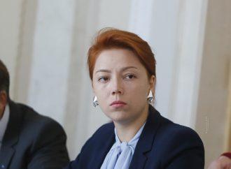 Альона Шкрум: Уряд  ігнорує розгляд законопроекту про тимчасово окуповані території