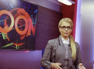 Юлія Тимошенко – гість вечірнього ефіру на телеканалах «NewsOne» та ICTV