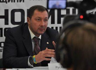 Руслан Богдан: Продаси землю – продаси душу України