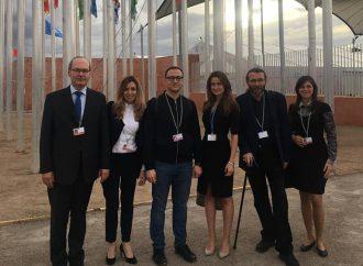 Олексій Рябчин бере участь у кліматичній конференції ООН
