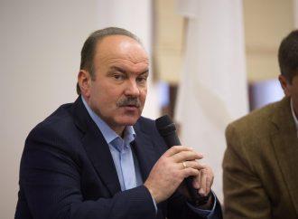 Михайло Цимбалюк: Час зняти недоторканність з усіх посадовців