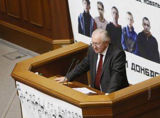 «Батьківщина» підтримала Рекомендації парламентських слухань щодо розширення санкції проти Росії