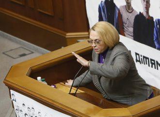 «Батьківщина» закликає вище керівництво держави негайно врегулювати питання з комунальними тарифами