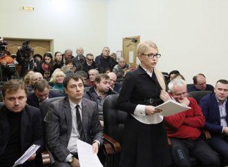 Юлія Тимошенко очікує, що невдовзі суд ухвалить рішення за її позовом проти уряду