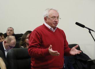 Олексій Кучеренко: Короткий опис конструкції влади в Україні