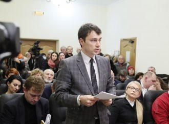 Олександр Трохимець: Влада погрожує судді Аблову, який відмінив підвищення ціни на газ для населення