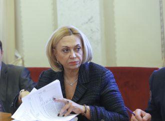 Олександра Кужель: Розгляд контракту Тимошенко на предмет загрози нацбезпеці – це політичне замовлення
