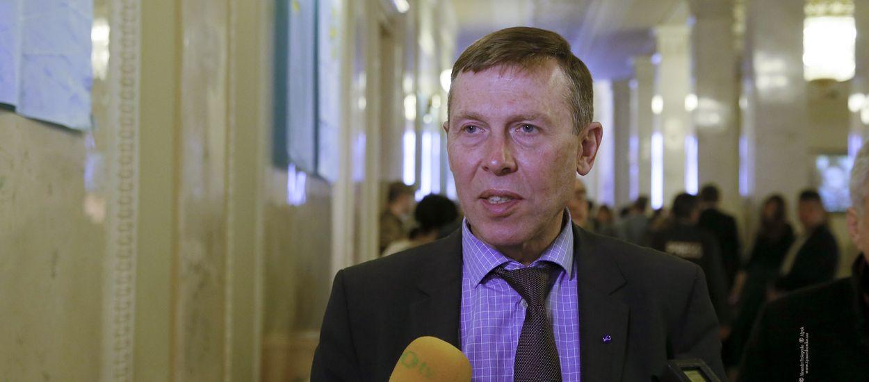 Сергій Соболєв: Провладна більшість затягує розгляд законопроекту про судову реформу