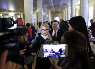 Юлія Тимошенко: Представники злочинного режиму Януковича мають бути покарані, 23.02.2017