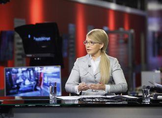 Юлія Тимошенко: Після перезавантаження влади до парламенту прийде патріотична команда