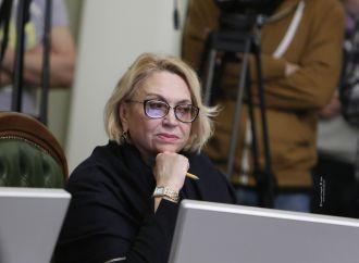Олександра Кужель: Потрібно скасувати постанову, яка передбачає підвищення зарплати високопосадовцям