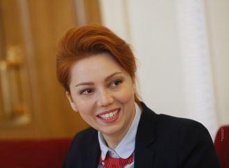 Альона Шкрум: Санкції у парламенті, або як зупиняти ганьбу