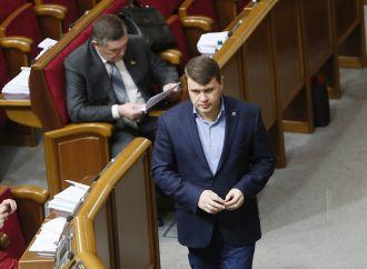 Вадим Івченко: «Батьківщина» підніматиме народ, якщо влада протискатиме продаж землі