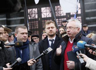 """Засідання суду у """"тарифній"""" справі Юлії Тимошенко проти уряду, 22.02.2017"""