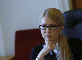 Юлія Тимошенко: «Батьківщина» підніматиме людей, якщо влада почне розпродаж землі, 26.06.2017