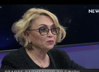 Олександра Кужель: Ми очікуємо від президента виконання його конституційних обов'язків