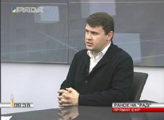 Вадим Івченко: Блокада ОРДЛО викрила домовленості між урядом та окупантами