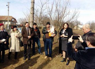 Чернівецькі «Волонтери за Батьківщину» завершили річну програму підтримки важкопораненого бійця