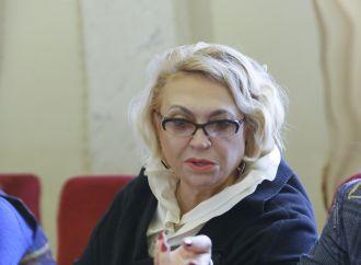 Олександра Кужель: Блокада – це результат небажання влади вирішити проблему торгівлі на крові