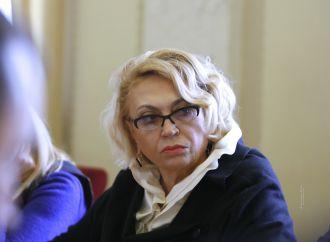Олександра Кужель: «Батьківщина» не має морального права голосувати за законопроекти про реінтеграцію Донбасу
