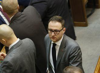 Олексій Рябчин: Аграрне лобі ветує екологічні законопроекти у кабінеті президента, 23.05.2017