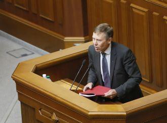 Сергій Соболєв: «Батьківщина» вимагає розслідувати розрив газових контрактів 2004 і 2008 років