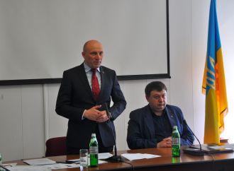 Завдяки «Батьківщині» Черкаська міськрада ухвалила звернення до влади