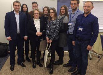 «Батьківщина Молода» бере участь у міжнародному форумі «Лідери Східного партнерства для змін»