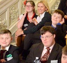 Олена Кондратюк: «Сонячні діти»