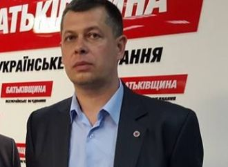 На Житомирщині скоєно напад на депутата від «Батьківщини»