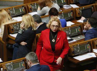 Олександра Кужель: Влада не зацікавлена в прозорій діяльності Рахункової палати