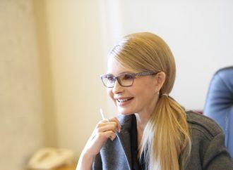 Юлія Тимошенко: Подяка виборцям Снігурівки за обрання мером представника «Батьківщини»