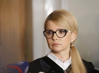 Юлія Тимошенко: Ухвалення закону про ринок електроенергії призведе до її подорожчання