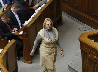 Олександра Кужель: Закон про ринок електоенергії зміцнить позиції монополістів, які фінансують війну на Донбасі