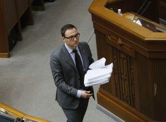 Олексій Рябчин: Закон про ринок електроенергії ухвалено в традиціях часів Януковича