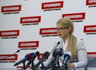 «Батьківщина» розпочинає підготовку до Всеукраїнського референдуму щодо заборони на продаж землі
