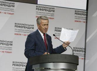 Іван Кириленко: Основна мета – добитися продовження мораторію на продаж землі, 20.04.2017