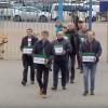 Представники ініціативної групи з проведення земельного референдуму подали документи до ЦВК