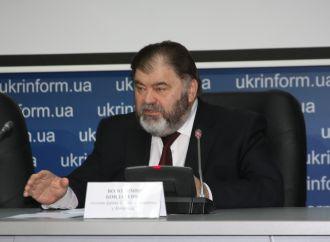 Володимир Бондаренко: Питання продажу землі має вирішитися на референдумі