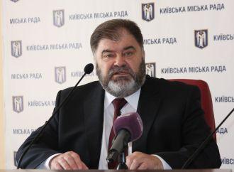 Володимир Бондаренко: У Києві набирає обертів Всенародний референдум «Батьківщини»
