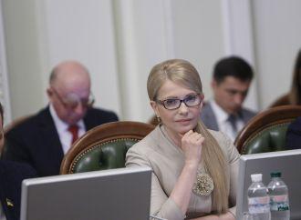 «Батьківщина» вже зібрала понад 250 тис. підписів проти продажу землі, – Юлія Тимошенко