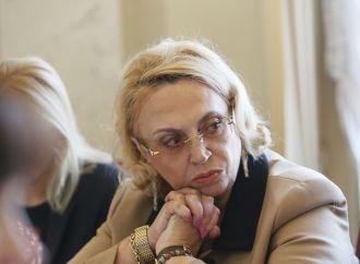 Олександра Кужель: Пенсії – це не політичне питання, це долі людей