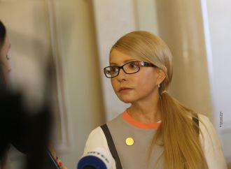 Юлія Тимошенко закликає людей захистити землю своїми підписами на Всенародному референдумі, 25.05.2017